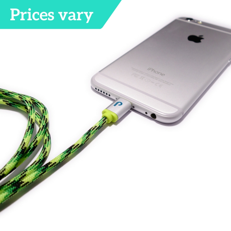 Paracord Charging Cables