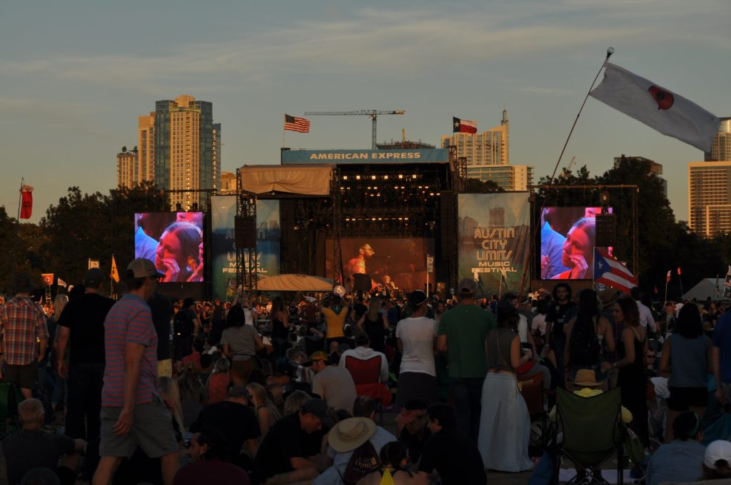 Rivers, Roads, and ACL will lead us back to you, The Head and the Heart.
